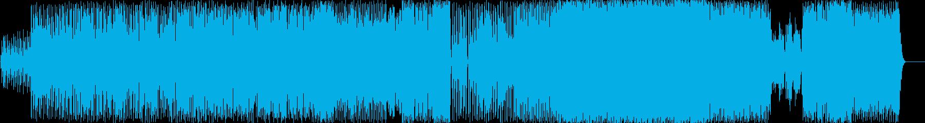5Gの再生済みの波形