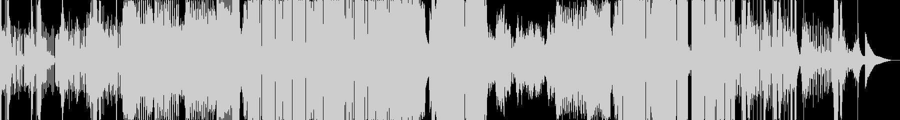 デジアナ和風トラップの未再生の波形