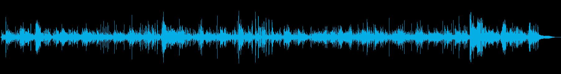 ボレロ風ジャズバラード|哀愁・しっとりの再生済みの波形