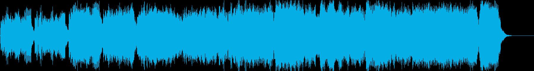 オリジナル弦楽四重奏の曲でバイオリン自慢の再生済みの波形
