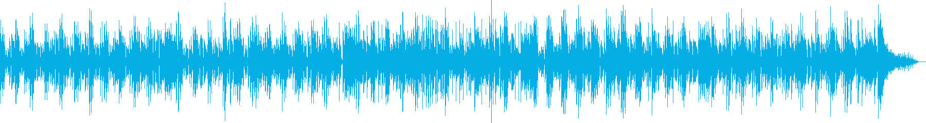 昭和のロカビリーロック,生スライドギターの再生済みの波形