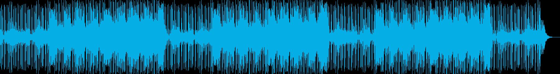 インディーロック トラップ ヒップ...の再生済みの波形