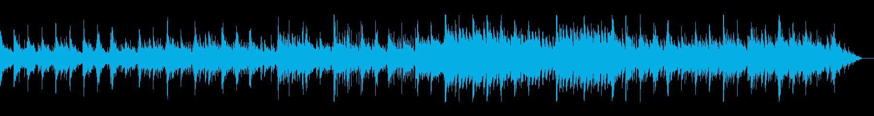 暗く陰鬱なギターアンビエントの再生済みの波形