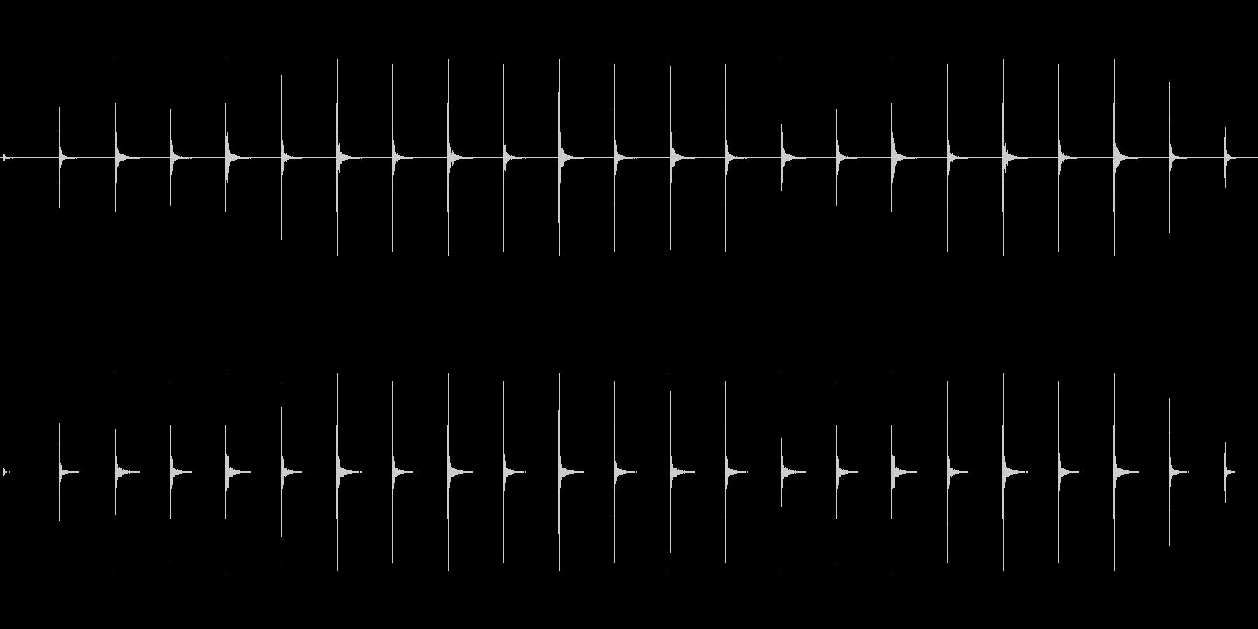 時計 ticktock_38-4_revの未再生の波形
