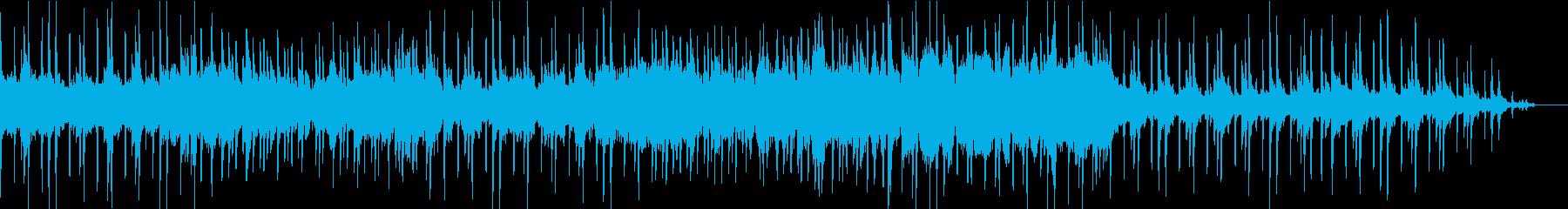 未来を奏でる二胡の旋律から始まるBGMの再生済みの波形