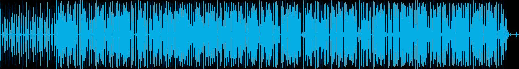 夏にピッタリ♫reggae 01 の再生済みの波形