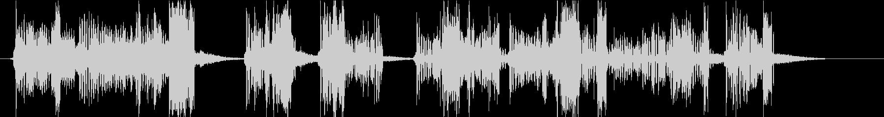 効果音|ロボット対戦[ロング]の未再生の波形