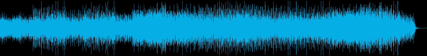 中央アジア シルクロード 民族+電子音楽の再生済みの波形