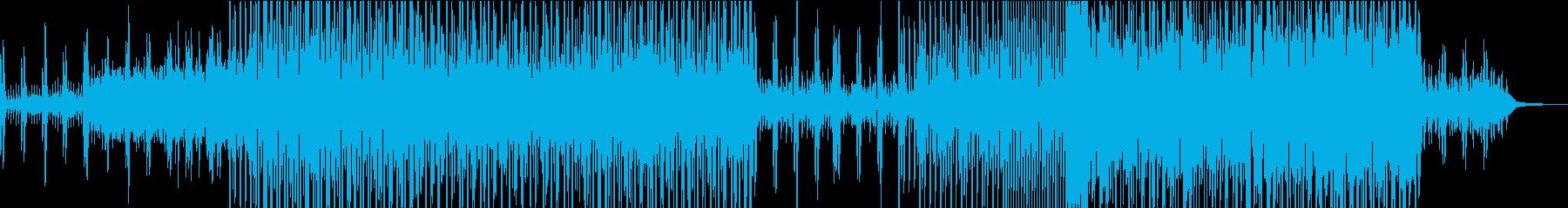 ヴァイオリンのためのhio hopの再生済みの波形