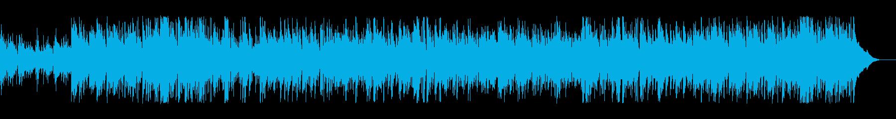 アンプラグド 説明的 静か 楽しげ...の再生済みの波形