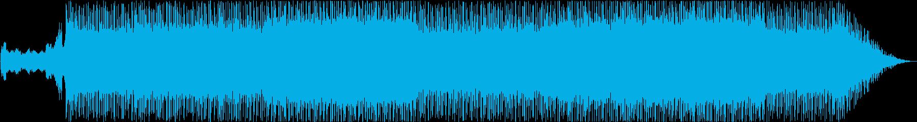 バイオリン&生演奏エレキギター戦闘曲の再生済みの波形