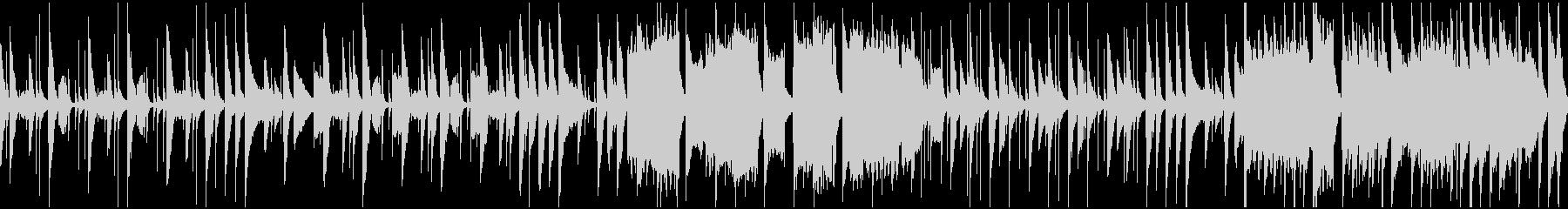 ほのぼの木琴・キッズ・ループ仕様の未再生の波形