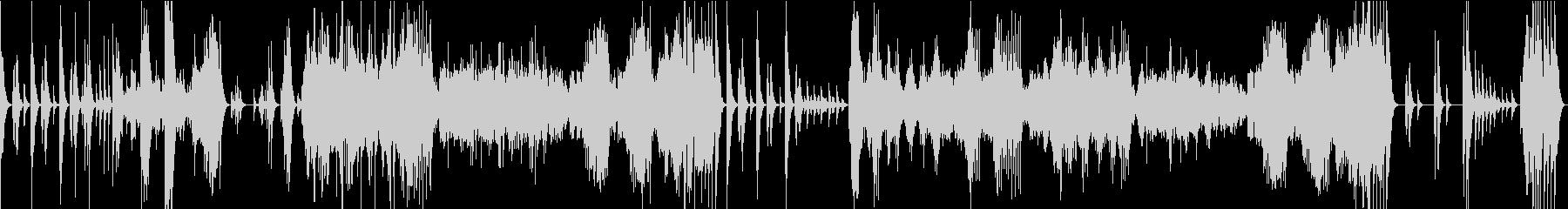 悲愴 第1楽章/ベートーベン・マリンバの未再生の波形