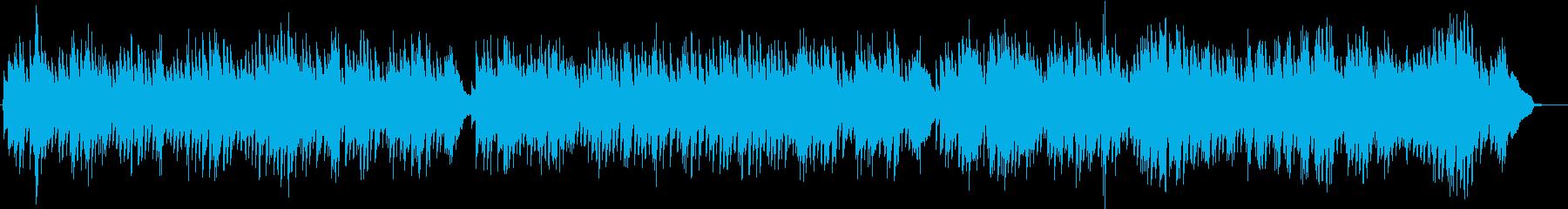 バッハが作るフランス風組曲。の再生済みの波形