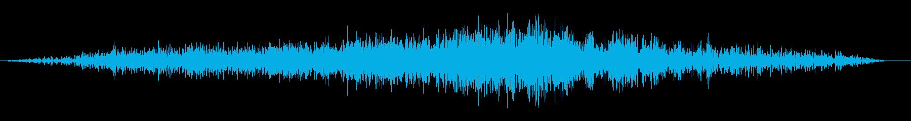 水中Int低金属ストレスVer 2の再生済みの波形