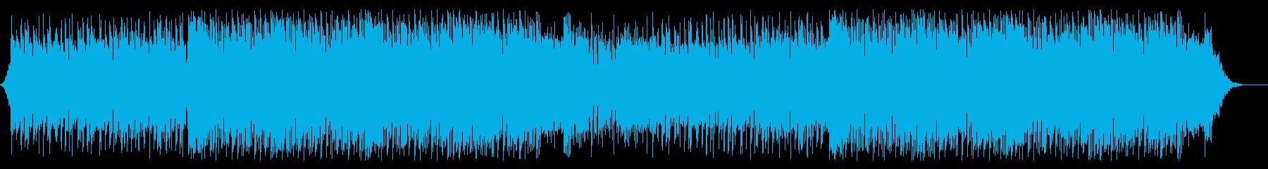 Vo抜き_映画のテーマ曲のような激しいロの再生済みの波形
