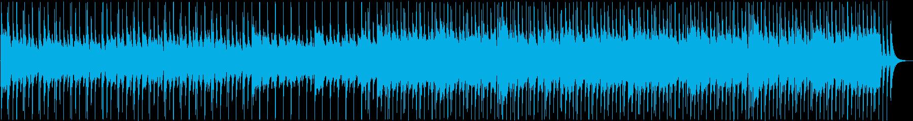 可愛い手拍子のポップス Sの再生済みの波形