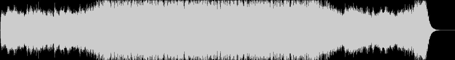 ファンタジー ゲーム OP 001の未再生の波形