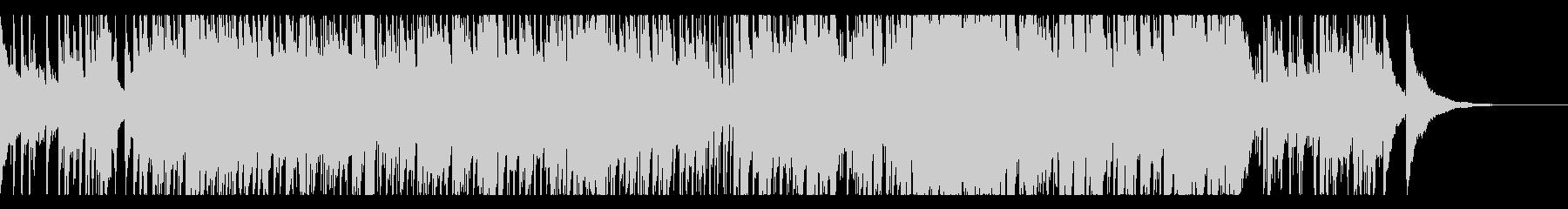 さわやかでエモーショナルなアコギデュオの未再生の波形