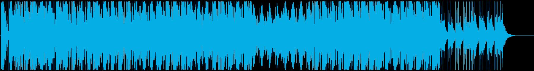 【ミニマル】ニュースD・報道・ループの再生済みの波形