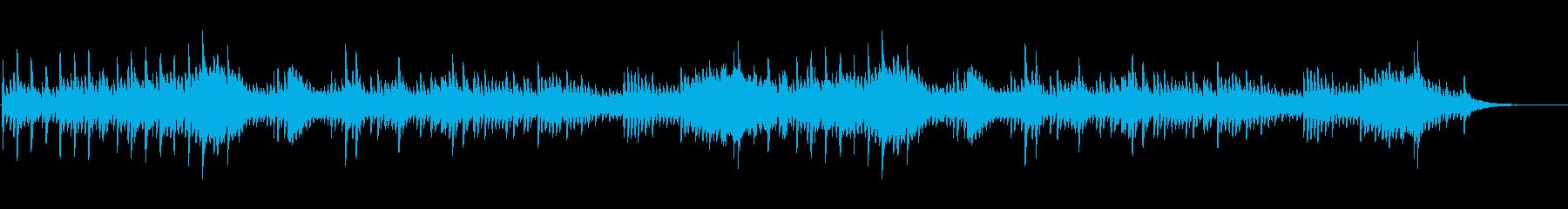 摩訶不思議の再生済みの波形