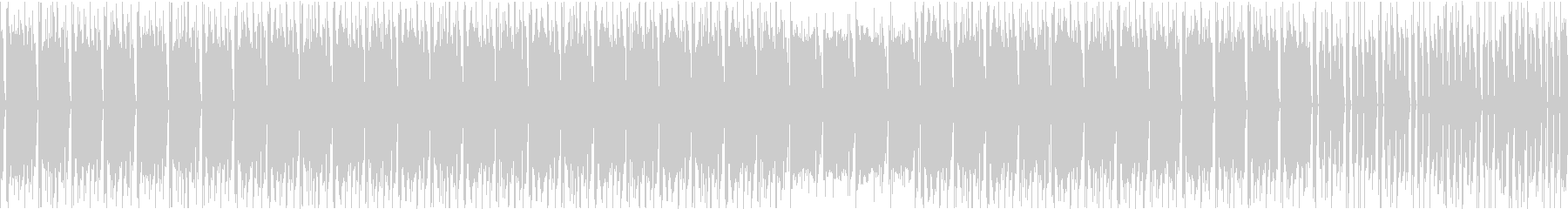 哀愁漂うピアノコードのヒップホップの未再生の波形