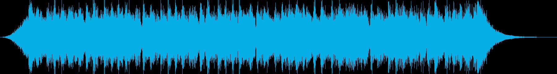 企業VPや映像33、壮大、オーケストラcの再生済みの波形