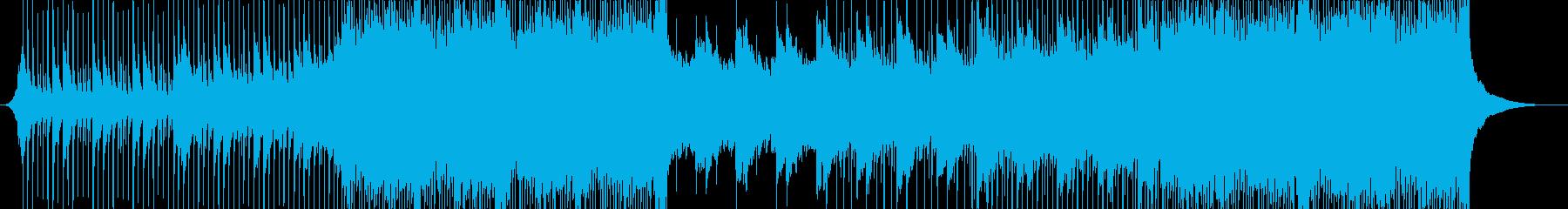 インディーズ ロック ポップ コー...の再生済みの波形
