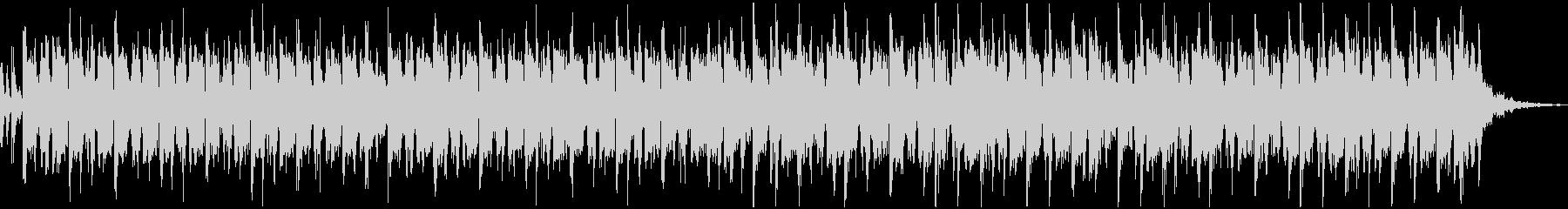 ペット、幼児、ほのぼのカワイイ系BGMの未再生の波形