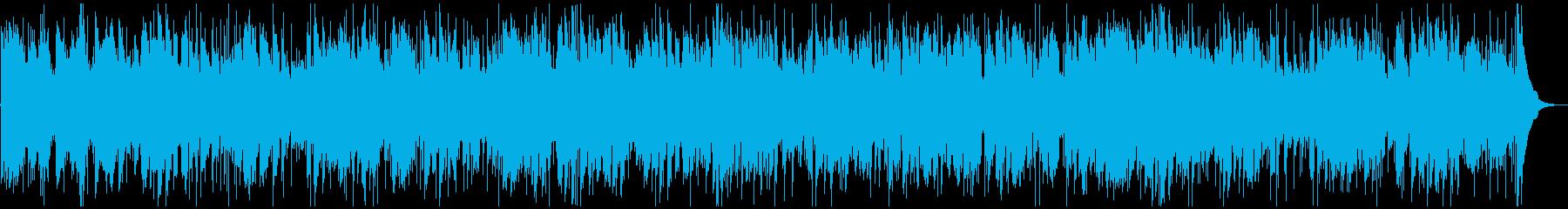 スローテンポ、モダンカントリーバラードの再生済みの波形