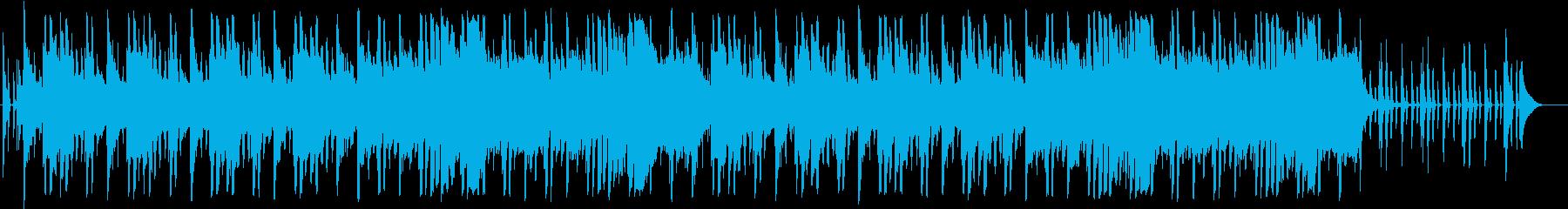 優しい、かわいい、チルアウトの再生済みの波形