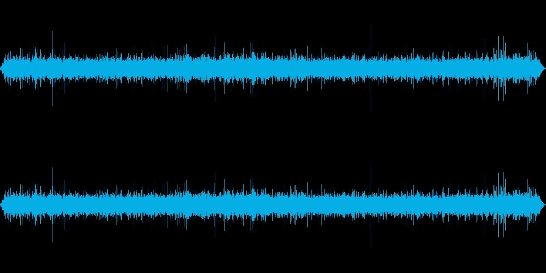 【環境音】水琴窟の音02(滄浪泉園)の再生済みの波形