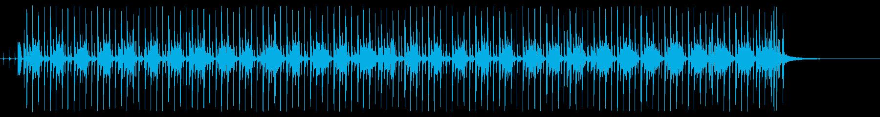 使いやすいファンク ベース無し版の再生済みの波形