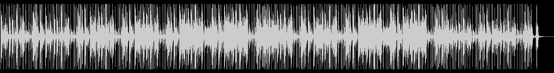 リズミカル 工場 ダンジョン ピアノの未再生の波形