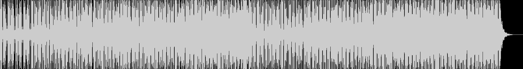 主人公クール空間系ロックエレクトロの未再生の波形