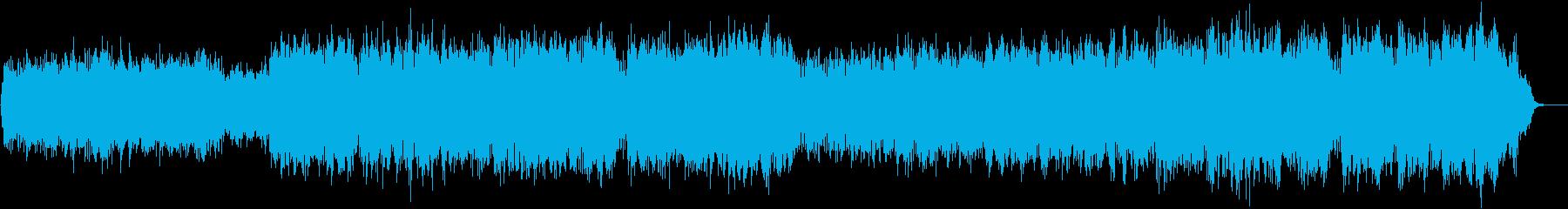 オーケストラ オープニング曲 壮大な大河の再生済みの波形