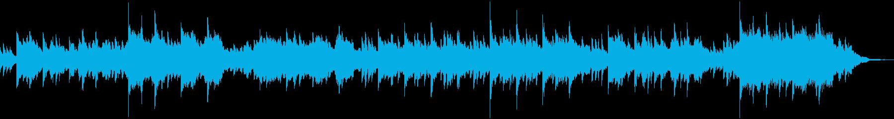 プログレッシブ 交響曲 アンビエン...の再生済みの波形