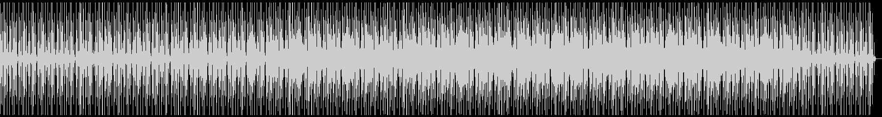 528Hz日常のストレス解放の瞑想曲1の未再生の波形