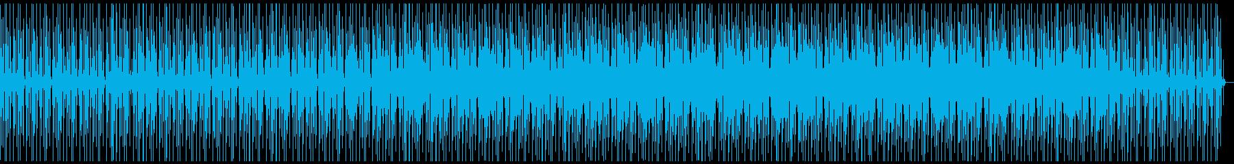 528Hz日常のストレス解放の瞑想曲1の再生済みの波形