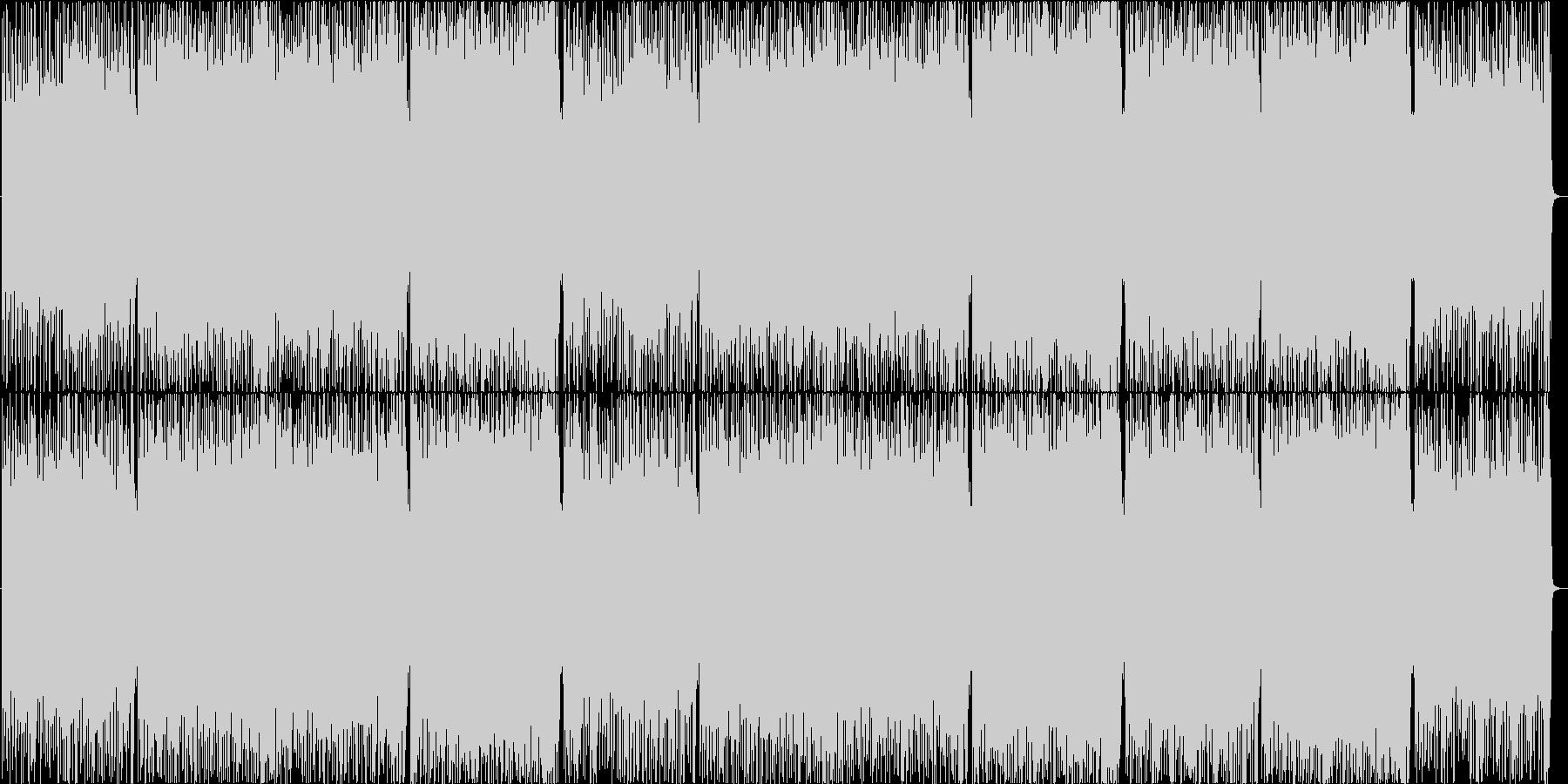 疾走感 ロック ギター キャッチーの未再生の波形
