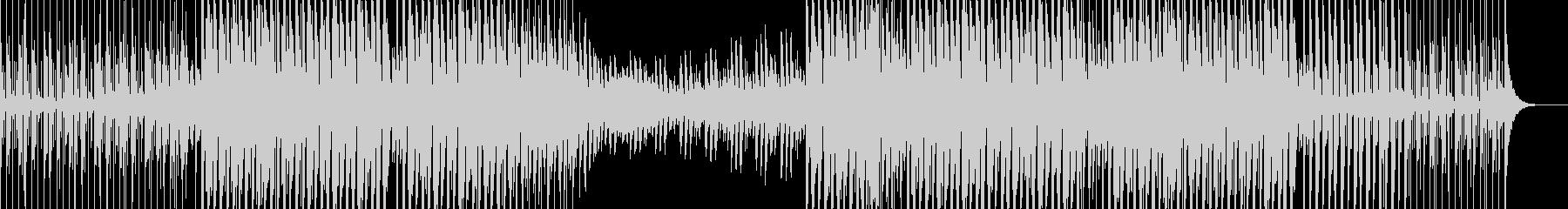 南国/ハワイ/トロピカル/EDM/ダンスの未再生の波形