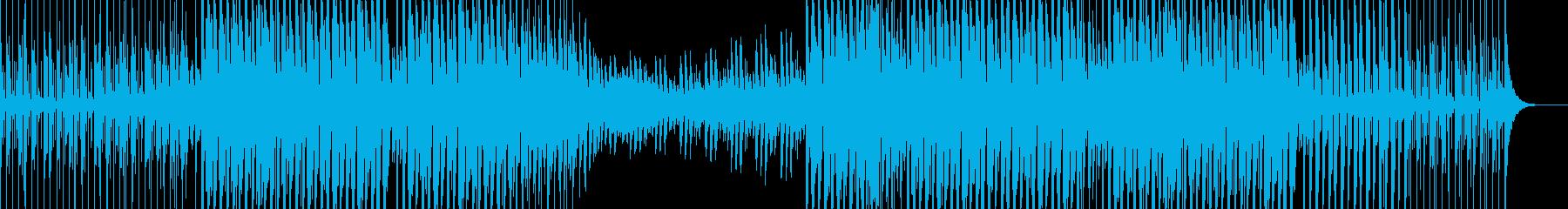 南国/ハワイ/トロピカル/EDM/ダンスの再生済みの波形
