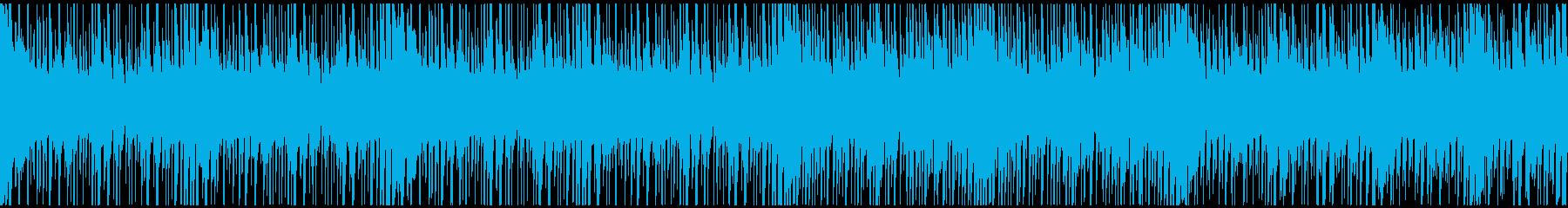 和太鼓ビート 三味線 殺陣 立廻りの再生済みの波形