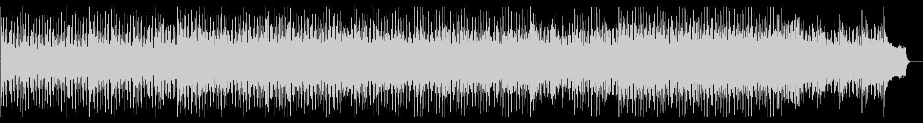 ストリングスが軽快なコーポレート/春の未再生の波形