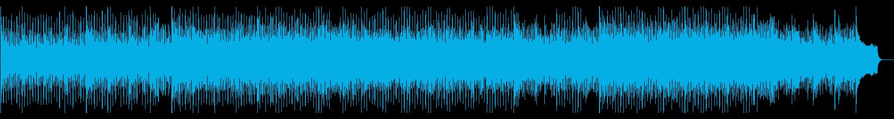 ストリングスが軽快なコーポレート/春の再生済みの波形