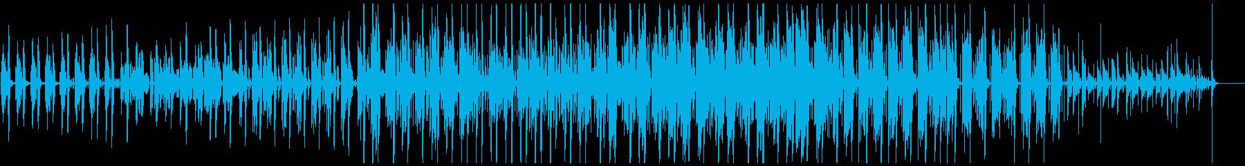 日常vol.1の再生済みの波形