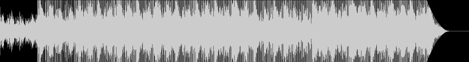 爽やかポップスウクレレ生演奏の未再生の波形