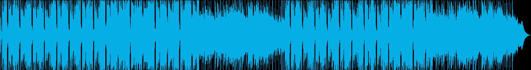 弾力のあるすてきなグルーヴとクール...の再生済みの波形