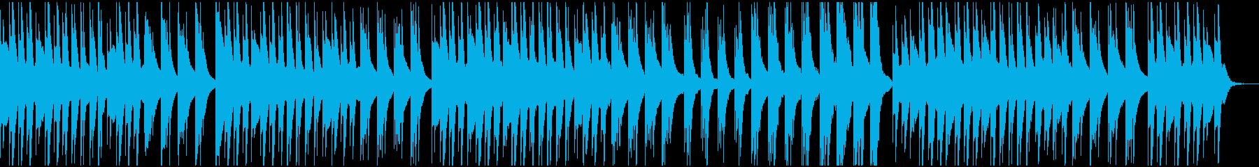 神秘のタングドラム アンビエント 瞑想の再生済みの波形