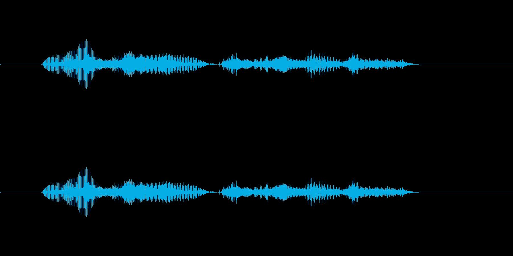 【時報・時間】21時ですの再生済みの波形